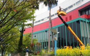 大阪南港の商業施設『ATC』<br>通期イルミネーション